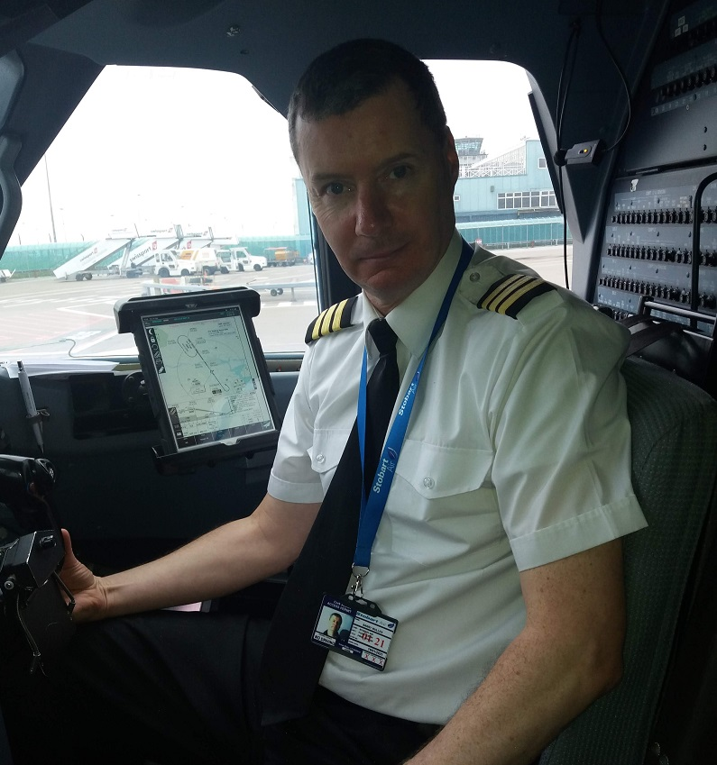 TPN Ireland helps driver achieve his dream of becoming a